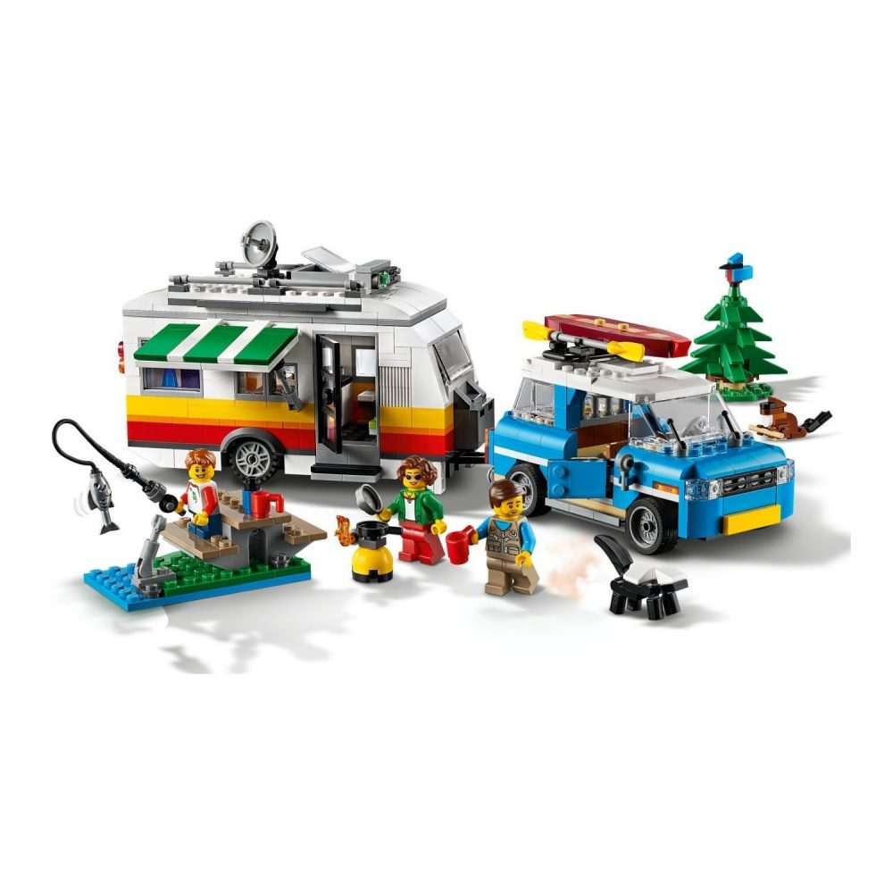 LEGO Caravan Family Holiday