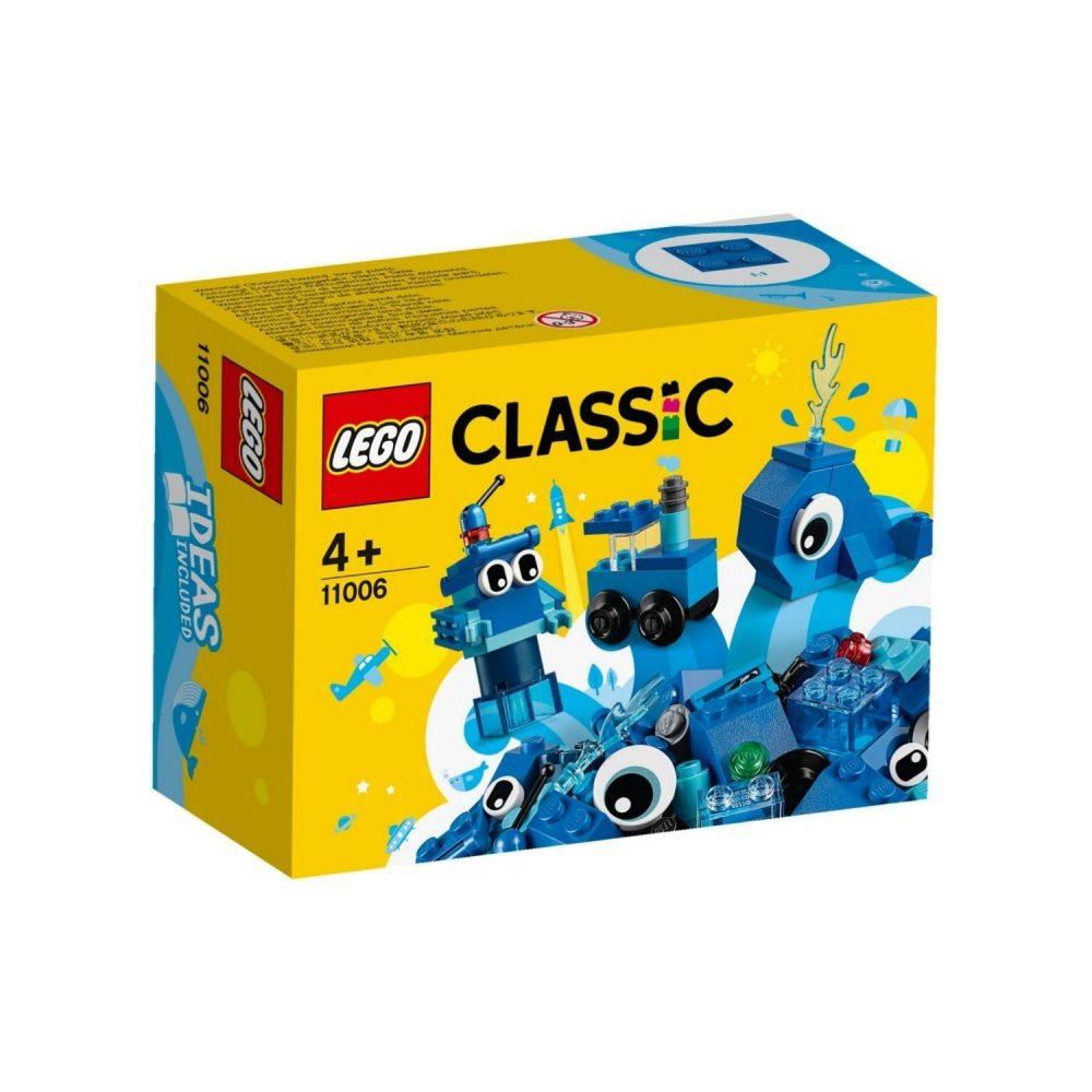 LEGO® Classic Creative Blue Bricks 11006