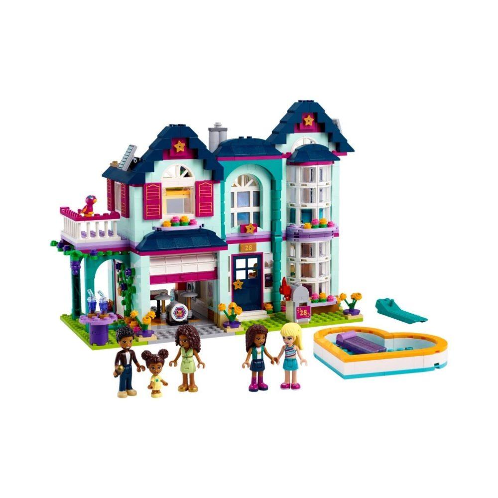 LEGO® Friends Andrea's Family House (41449)
