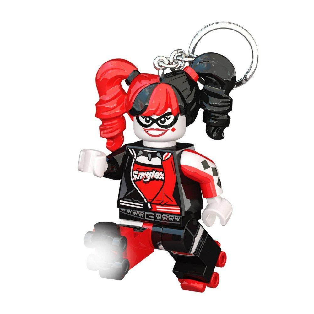 LEGO® Batman Movie - Harley Quinn Key Chain Light