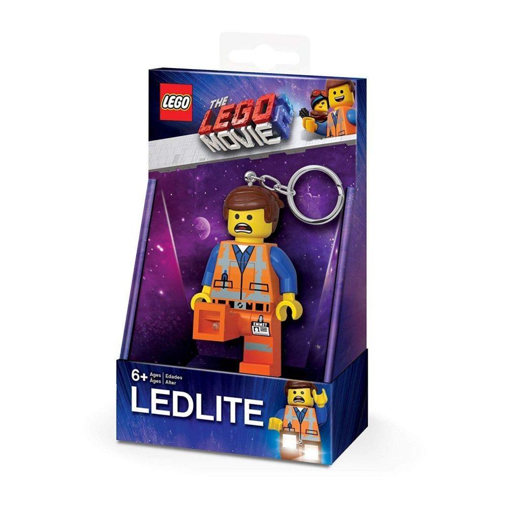 LEGO® Movie 2 - Emmet Key Chain Light