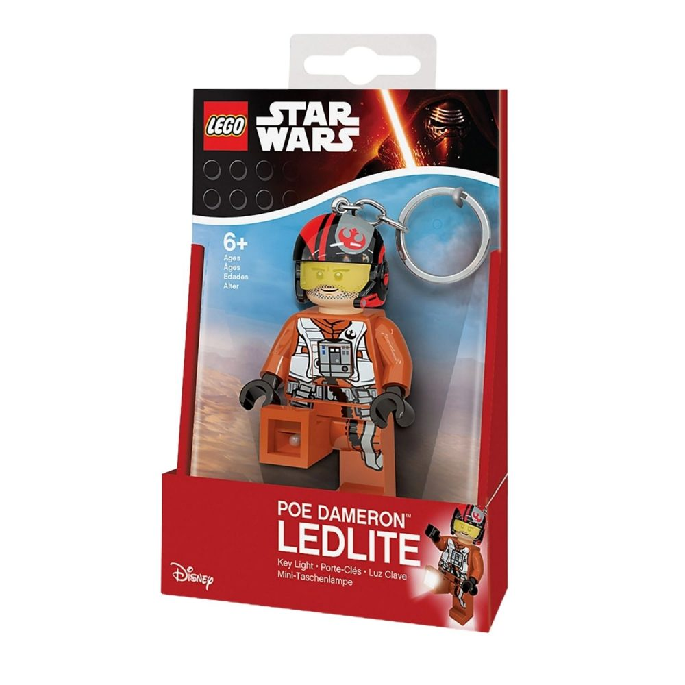 LEGO® Star Wars - Poe Dameron Key Chain Light