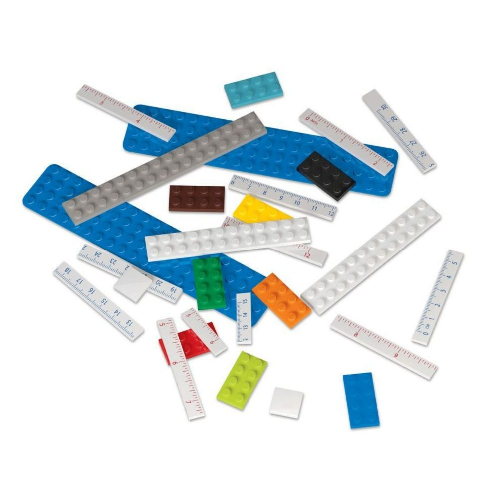 LEGO® Buildable Ruler 2 Piece
