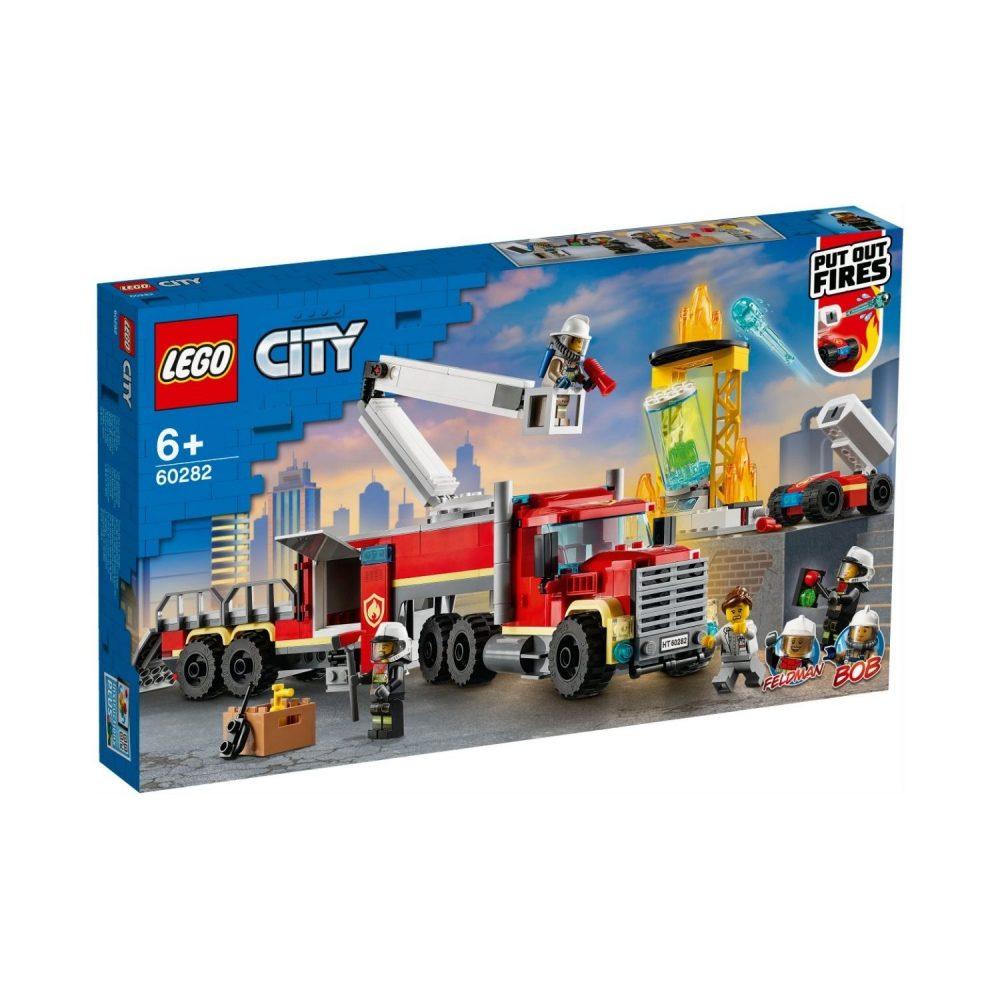 LEGO® City Fire Command Unit 60282