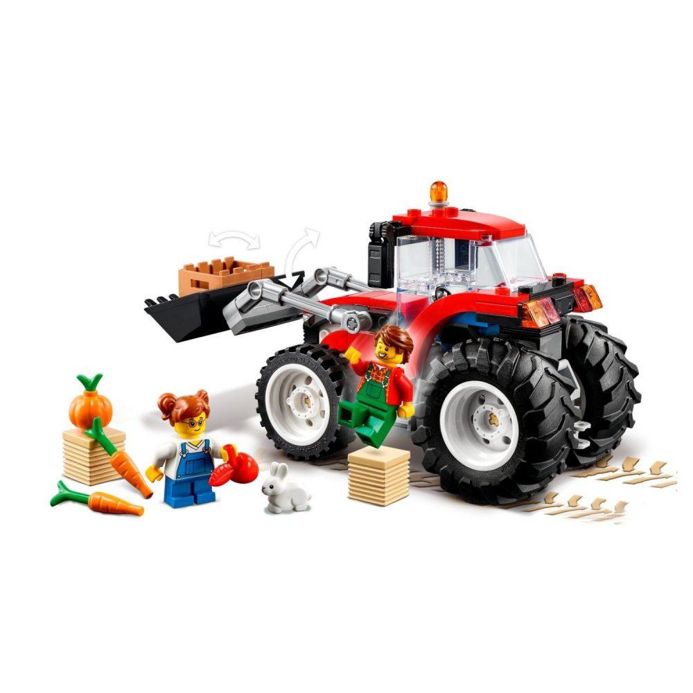 LEGO® City Tractor 60287