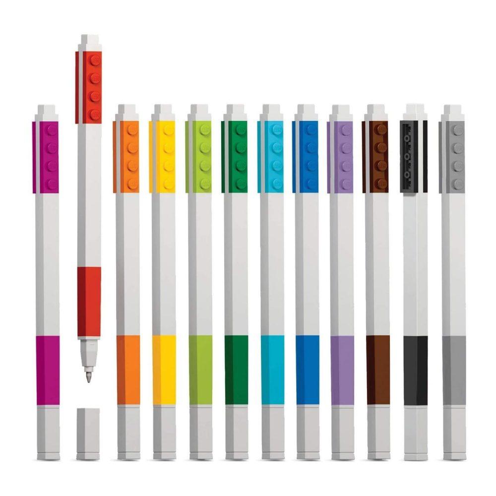 LEGO® Gel Pens 12 Piece