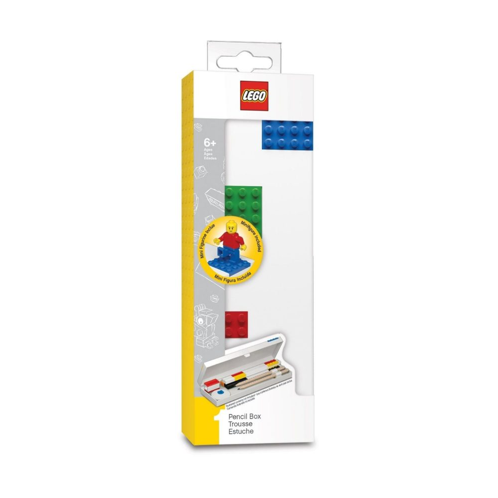 LEGO® Pencil Box With Minifigure