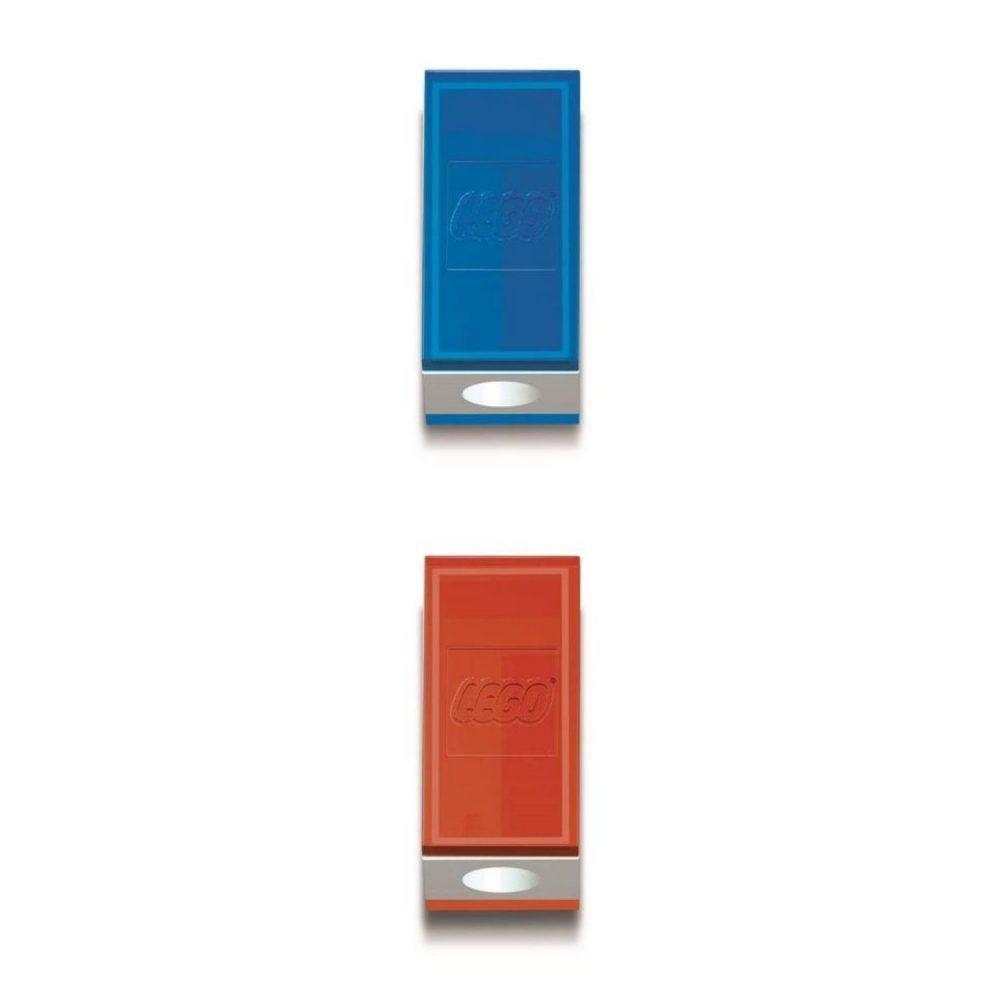 LEGO® Pencil Sharpeners 2 Piece