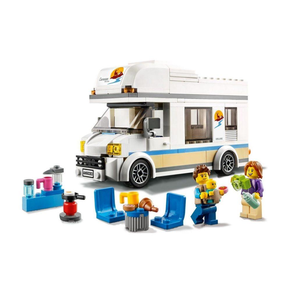 LEGO® City Holiday Camper Van 60283