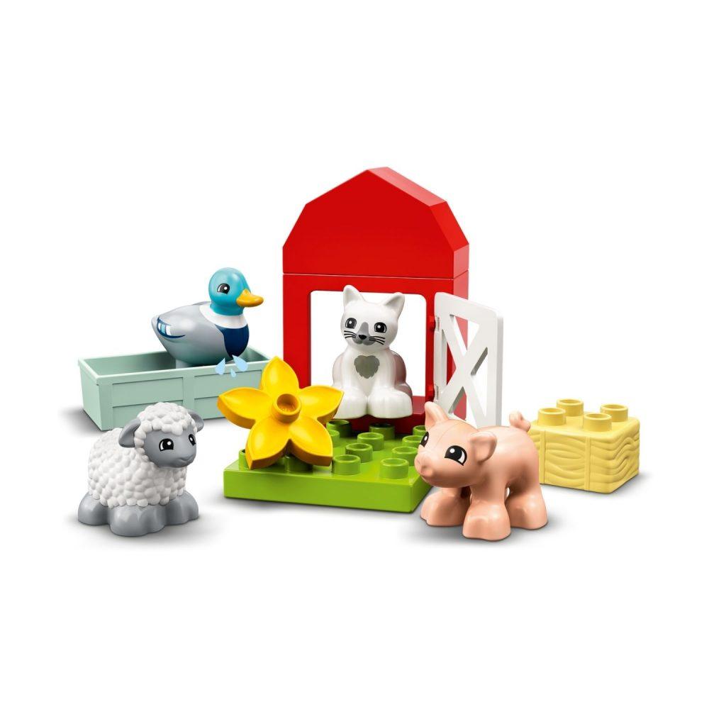 LEGO® DUPLO® Town Farm Animal Care 10949