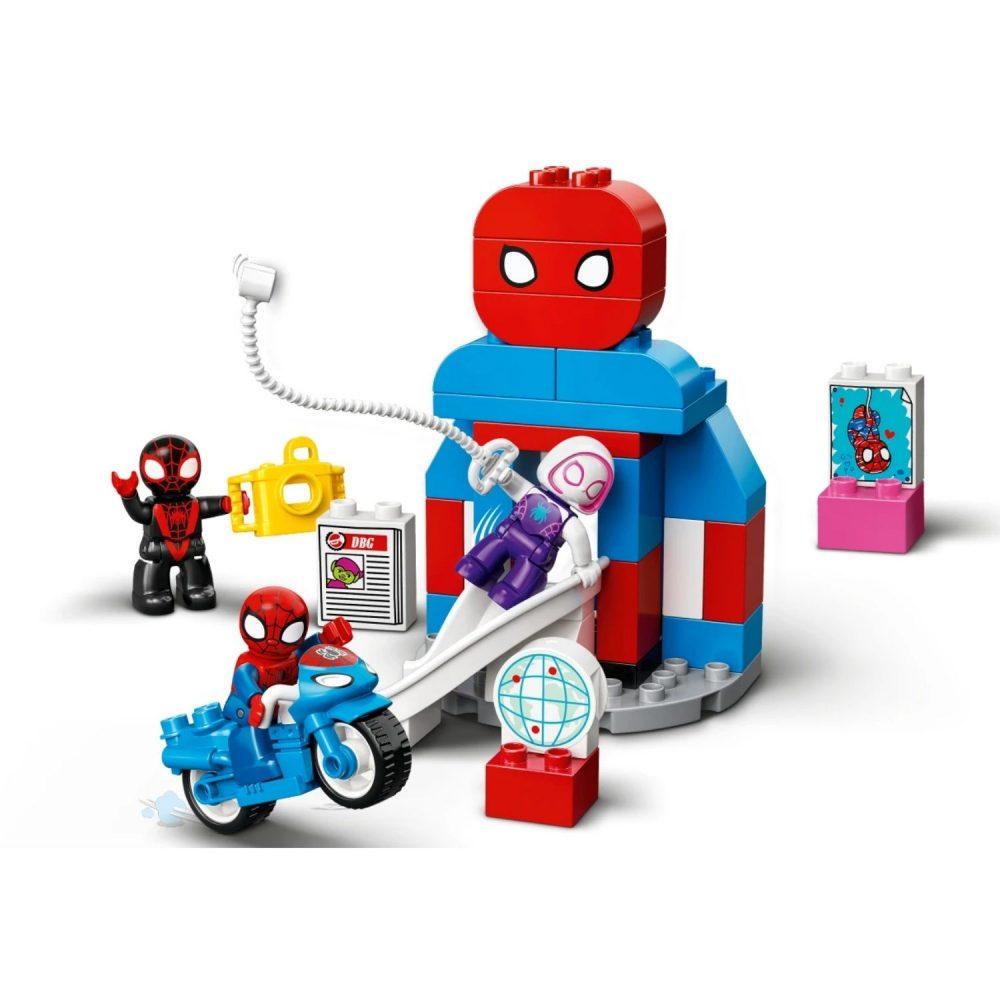 LEGO Duplo Super Heroes Spider-Man Headquarters 10940